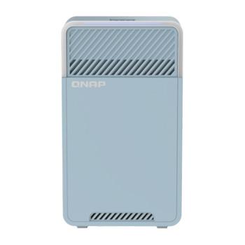 QNAP QMiro-201W AC2200 Wi-Fi 5 Tri-Band Mesh SD-WAN VPN Business Router Main Product Image