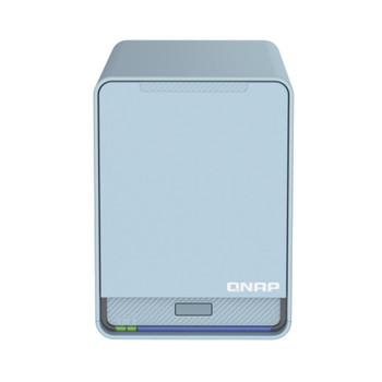 QNAP QMiroPlus-201W AC2200 Tri-Band Mesh 2.5GbE NAS & SD-WAN VPN Business Router Product Image 2