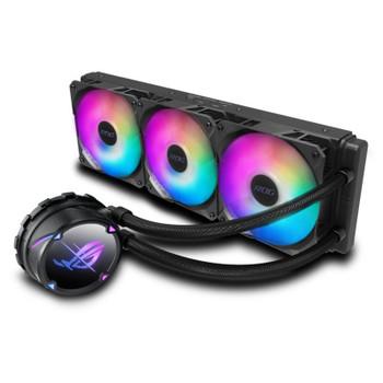 Asus ROG Strix LC II 360 ARGB AIO Liquid CPU Cooler Main Product Image
