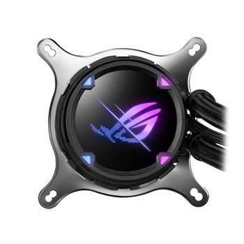 Asus ROG Strix LC II 360 ARGB AIO Liquid CPU Cooler Product Image 2