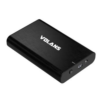 Volans VL-UE35S 3.5in SATA to USB 3.0 Aluminium Hard Drive Enclosure Main Product Image