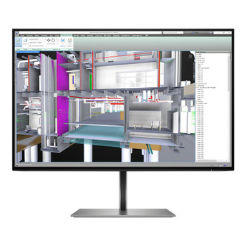 HP Z24u G3 24in WUXGA 5ms 99% sRGB USB-C 100W IPS Monitor Main Product Image