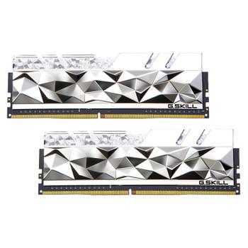 G.Skill Trident Z Royal Elite RGB 16GB (2x 8GB) DDR4 3600MHz Memory - Silver Product Image 2