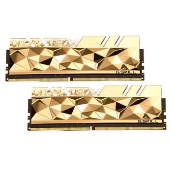 G.Skill Trident Z Royal Elite RGB 32GB (2x 16GB) DDR4 3600MHz Memory - Gold Product Image 2