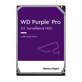 Western Digital WD WD141PURP 14TB Purple Pro 3.5in SATA3 Surveillance Hard Drive Main Product Image
