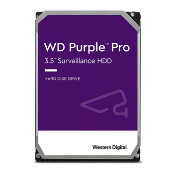 Western Digital WD WD8001PURP 8TB Purple Pro 3.5in SATA3 Surveillance Hard Drive Main Product Image