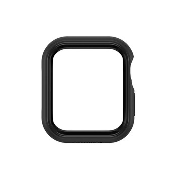 Otterbox EXO Edge Case - For Apple Watch Series 6/SE/5/4 44mm - Black - Black Main Product Image