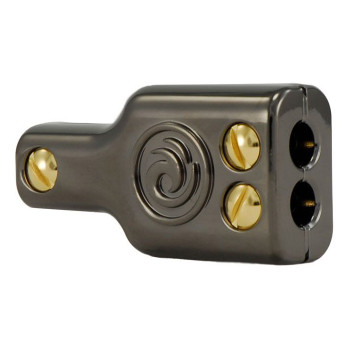 """Planet Waves Intersect """"Y"""" Adapter Gold Plated Main Product Image"""