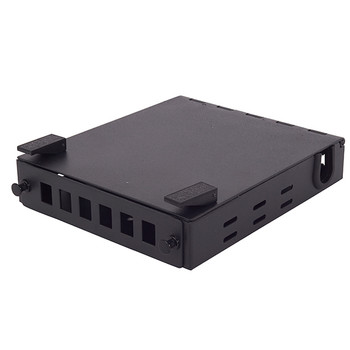 4Cabling FOBOT LC 6 Port Wall Mount Fibre Optic Patch Panel Main Product Image