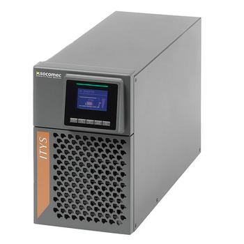 Socomec ITYS3 1kVA Tower LCD UPS ITY3-TW010B-AU  Main Product Image