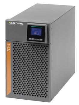 Socomec ITYS3 2kVA Tower LCD UPS ITY3-TW020B-AU  Main Product Image