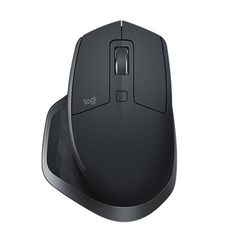 Logitech MX Master 2S Wireless Mouse - Graphite Product Image 2