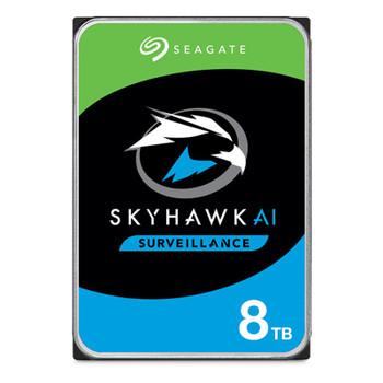 Seagate ST8000VE001 8TB SkyHawk AI 3.5in SATA3 Surveillance Hard Drive Main Product Image