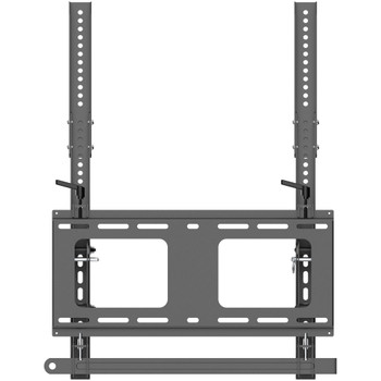 StarTech Portrait/Vertical TV Wall Mount - Heavy Duty TV Wall Mount - 40-55in VESA Display (110lb/50kg)- Tilting Low Profile Television Digital Signag Product Image 2