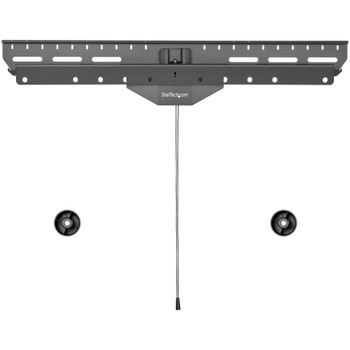 StarTech No-Stud TV Wall Mount - Low Profile Heavy Duty VESA TV Wall Mount for up to 80 inch Display (110lb/50kg) -  Main Product Image
