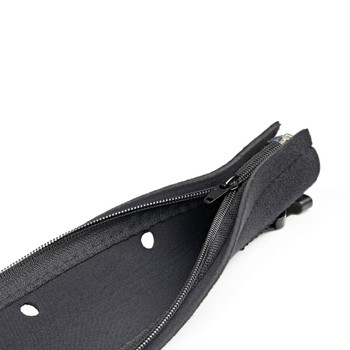 StarTech 40in (1m) Neoprene Cable Management Sleeve with Zipper & Buckle - 1.2in (3cm) Diameter -  Product Image 2