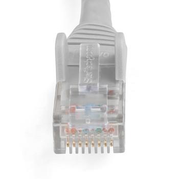 StarTech 2m CAT6 Ethernet Cable - LSZH (Low Smoke Zero Halogen) - 10 Gigabit 650MHz Product Image 2