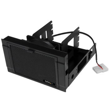 StarTech 4x 2.5in SSD/HDD Mounting Bracket with Cooling Fan Main Product Image