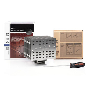 Noctua NH-P1 Fanless Multi Socket CPU Cooler Product Image 2