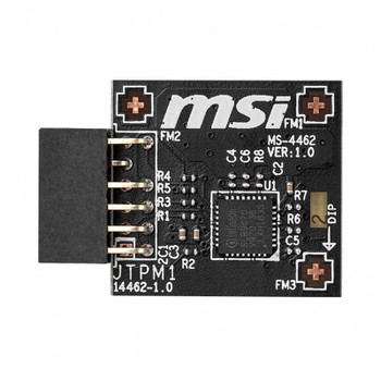 MSI TPM 2.0 Module for MSI Motherboards (MS-4462) Main Product Image