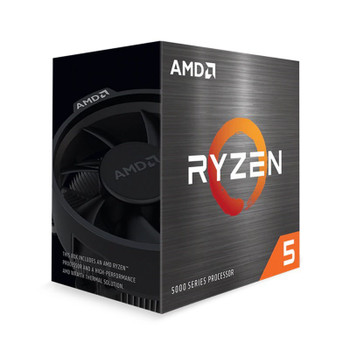 AMD Ryzen 5 5600G 6 Core Socket AM4 4.4GHz CPU Processor + Wraith Stealth Cooler Main Product Image