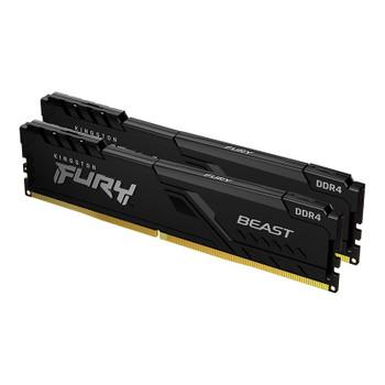 Kingston FURY Beast 64GB (2x 32GB) DDR4 3200MHz Memory Main Product Image