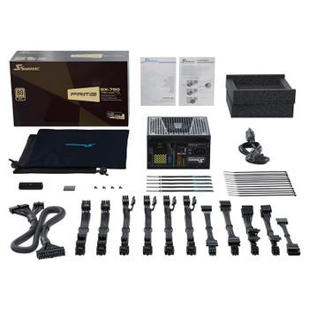 Seasonic Prime GX Series 750W 80+ Gold Fully Modular Power Supply Product Image 2