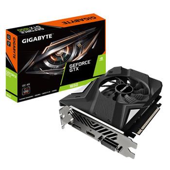 Gigabyte GeForce GTX 1650 D6 OC 4GB Video Card - Rev 2.0 Main Product Image