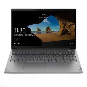 Lenovo ThinkBook 15 G2 ITL 15.6in FHD Laptop i7-1165G7 16GB 512GB MX450 W10P Main Product Image
