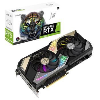 Asus GeForce RTX 3060 Ti KO OC V2 Video Card Main Product Image