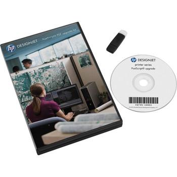 Product image for HP Designjet Postscript - Pdf Upgrade Kit