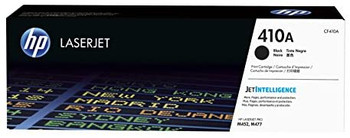 Product image for HP 410A Black Toner - Approx 2.3K Pages. For M377 - M477 - M452 Printers