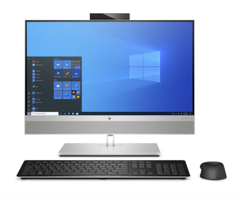 Product image for HP 800 G8 AIO I5 - 11500 16GB,512GB M.2 SSD,23.8in Touch - W10P - 3Yr