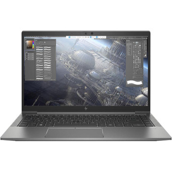 Product image for HP ZBook Firefly 14 G8 I7-1185G7 32GB - 512GB SSD - T500-4GB - 14in FHD 400 Nits - Vpro - W10P,3Yr