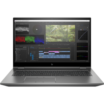 Product image for HP Zbook Fury 17 G8 I7-11800H 16GB,1TB SSD+1TB HDD,T1200-4GB,17.3in FHD,W10P,3Yr