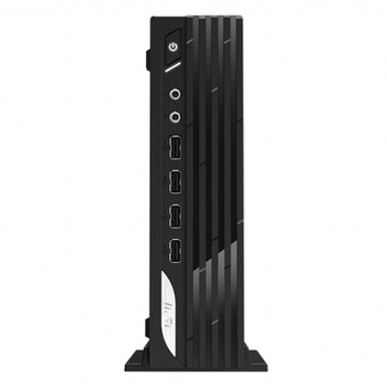 MSI PRO DP21 11M Mini PC i5-11400 8GB 256GB WiFi 6 + BT Win10 Pro - Black Product Image 2