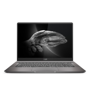 MSI Creator 16in Touch Workstation Laptop 19-11900H 32GB 1TB RTX3060Q Win10 Pro Main Product Image