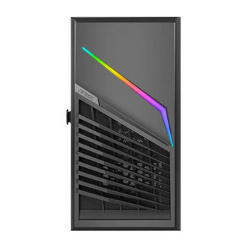 Antec DP31 Tempered Glass Micro-ATX Mini Tower Gaming Case - Black Product Image 2