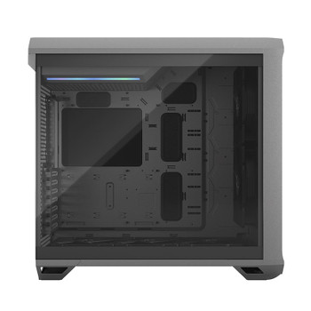 Fractal Design Torrent Tempered Glass Light Tint E-ATX Mid-Tower Case - Gray Product Image 2