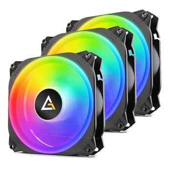 Antec Prizm X 120 ARGB PWM Case Fan - 3 Packs Main Product Image