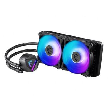 MSI MAG CORELIQUID 280R Liquid CPU Cooler Product Image 2