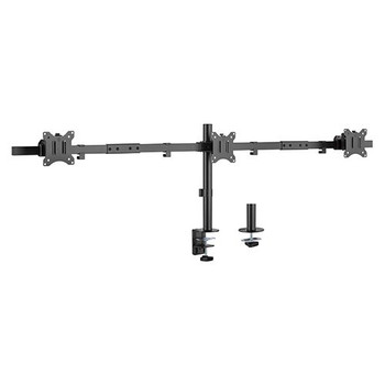 Brateck Pole Mounted Triple Monitor Mount - 17in - 32in Main Product Image