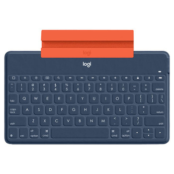 Logitech Keys-to-Go Portable Wireless Keyboard for Apple Devices - Classic Blue Main Product Image