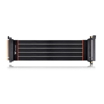 Thermaltake PCI-E 4.0 Riser Cable Express Extender 16X - 300mm Product Image 2