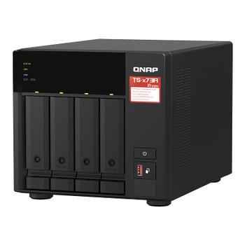 QNAP TS-473A-8G 4-Bay Diskless NAS Ryzen V1500B Quad-Core 2.2GHz 8GB Product Image 2