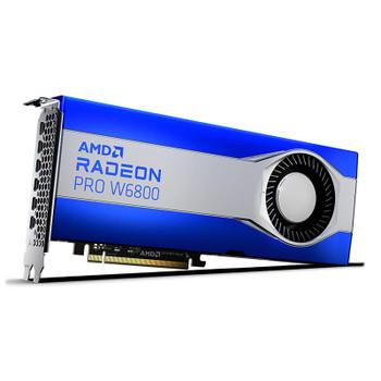 AMD Radeon Pro W6800 32GB Workstation Video Card Main Product Image