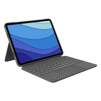 Logitech Combo Touch Backlit Keyboard Case for iPad Pro 11-inch Main Product Image