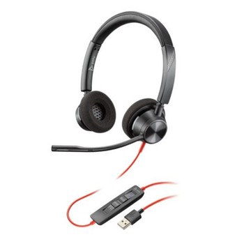 Plantronics Blackwire 3320 UC USB Headset Main Product Image