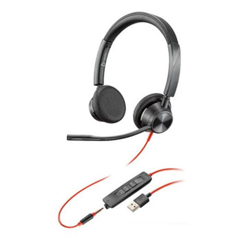 Plantronics Blackwire 3325 UC USB & 3.5mm Headset Main Product Image