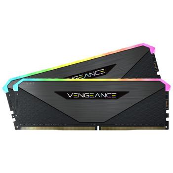 Corsair Vengeance RGB RT 64GB (4x 16GB) DDR4 3600MHz Memory Product Image 2